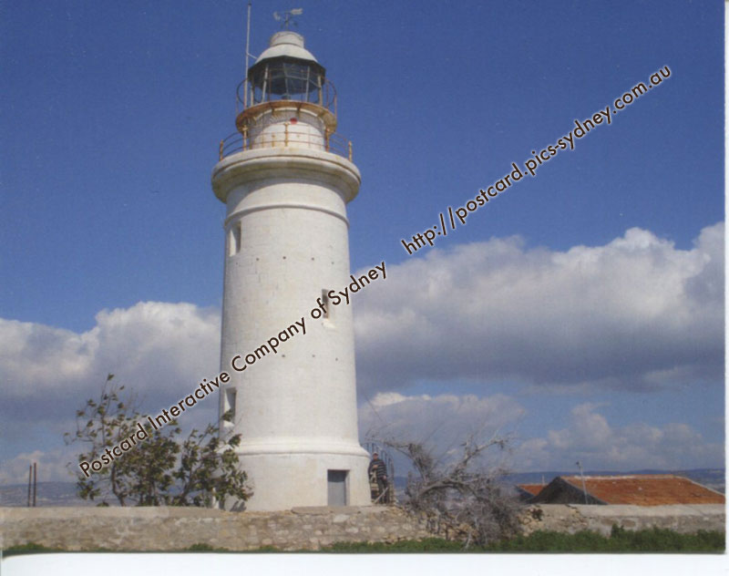 Cyprus - Paphos Lighthouse