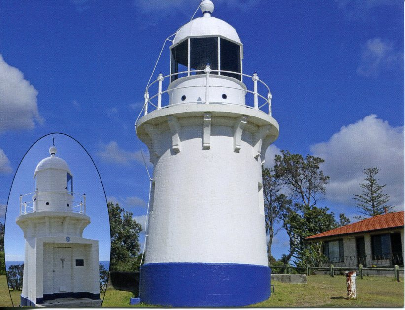 NSW Lighthouse - Richmond River