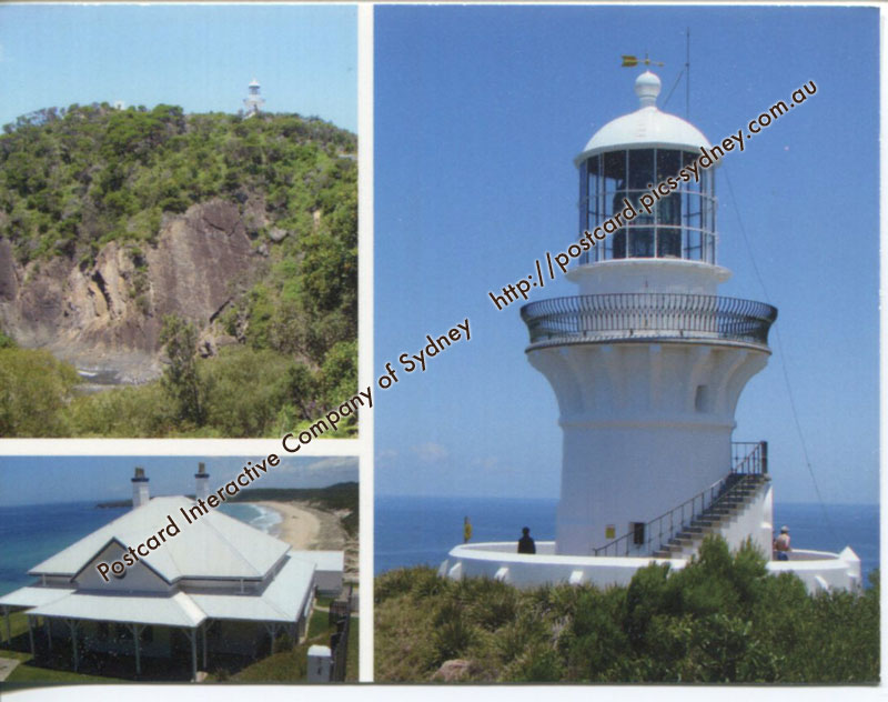 NSW Lighthouse - Sugarloaf Point