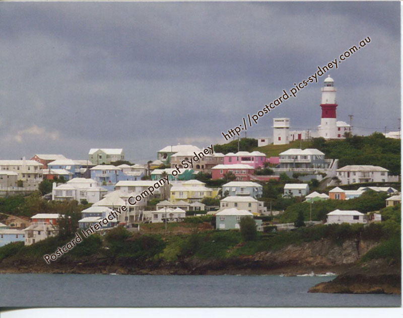 Bermuda - UK - St David Lighthouse