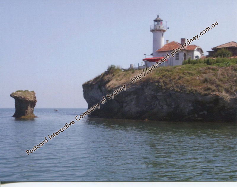 Bulgaria - Sveta Anastasiya Lighthouse