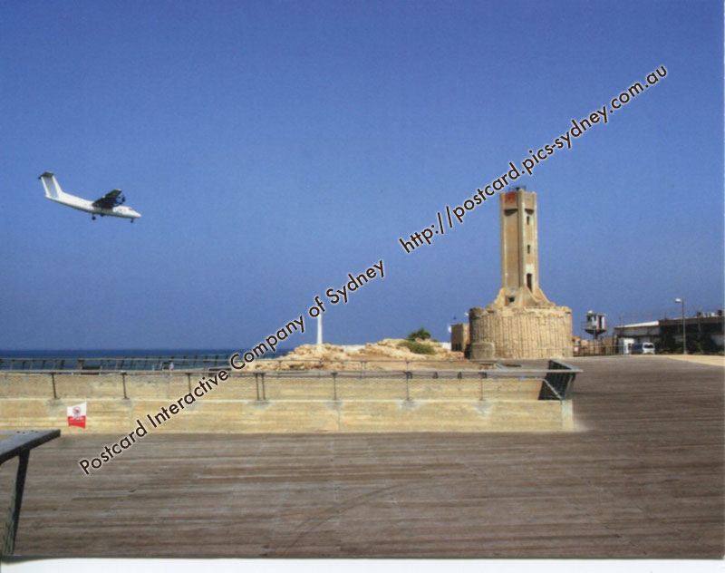 Israel Lighthouse - Tel Aviv Lighthouse - Click Image to Close