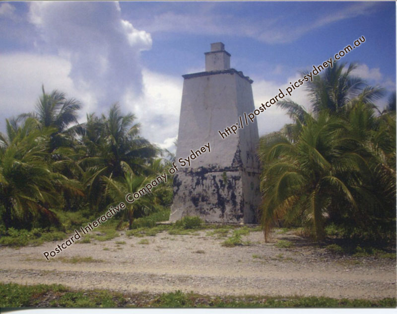 French Polynesia Lighthouse - Tiputa Pass