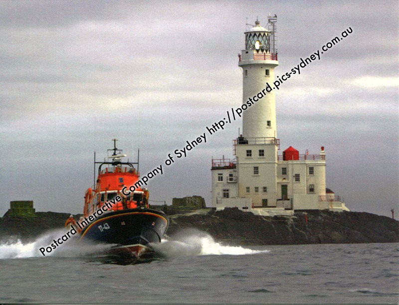 Ireland - Tuskar Rock Lighthouse