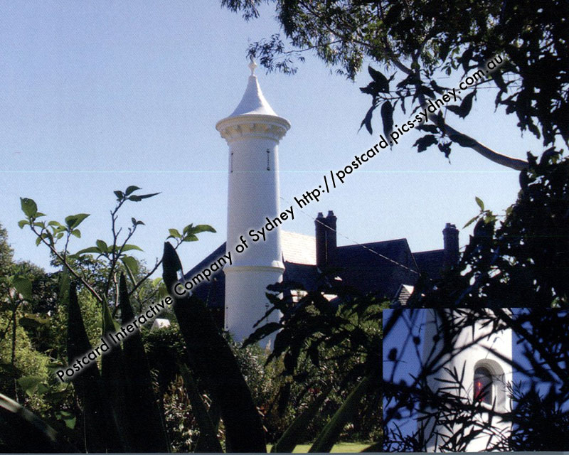 NSW Lighthouse - Vaucluse Bay Range Rear