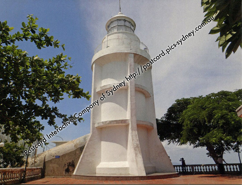 Vietnam Lighthouse - Vung Tau Light or Cap St Jacques