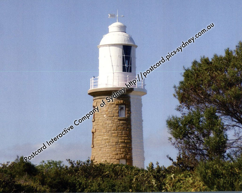 Western Australia Lighthouse - Woodman Point