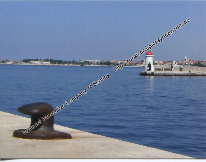 Croatia - Zadar Breakwater Lighthouse
