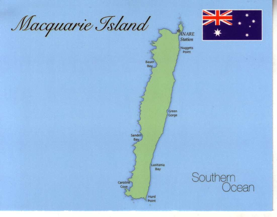 Macquarie Island Map Macquarie Island Map   compressportnederland Macquarie Island Map