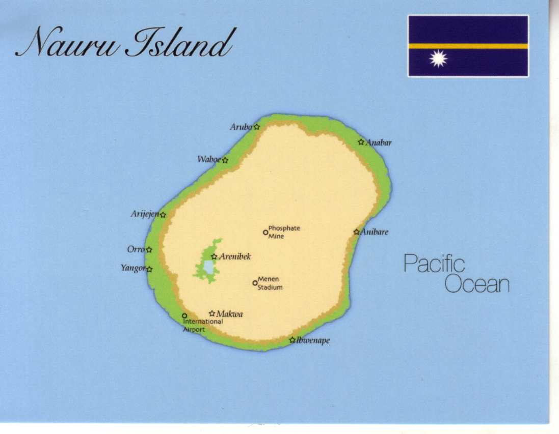 Map Of Nauru Island 100 Postcard Interactive About Contact Disclaimer Dmca Notice Privacy Policy