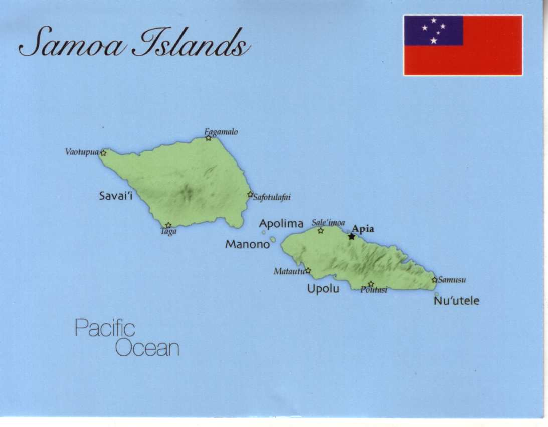 Map of Western Samoa - $1.00 : Postcard Interactive Apia Samoa Map Of Area on map of buenos aires argentina, map of sydney australia, map of stockholm sweden, map of papeete tahiti, map of las vegas nevada, map of bountiful utah, map of tokyo japan, map of seoul korea, map of accra ghana, map of halifax nova scotia, map of suva fiji, map of nuku'alofa tonga, map of melbourne australia, map of hong kong china, map of guatemala city guatemala, map of boston massachusetts, map of mexico city mexico, map of bologna italy, map of albany australia, map of logan utah,
