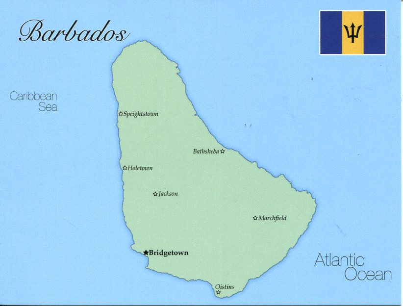the geography and historical events of the caribbean islands