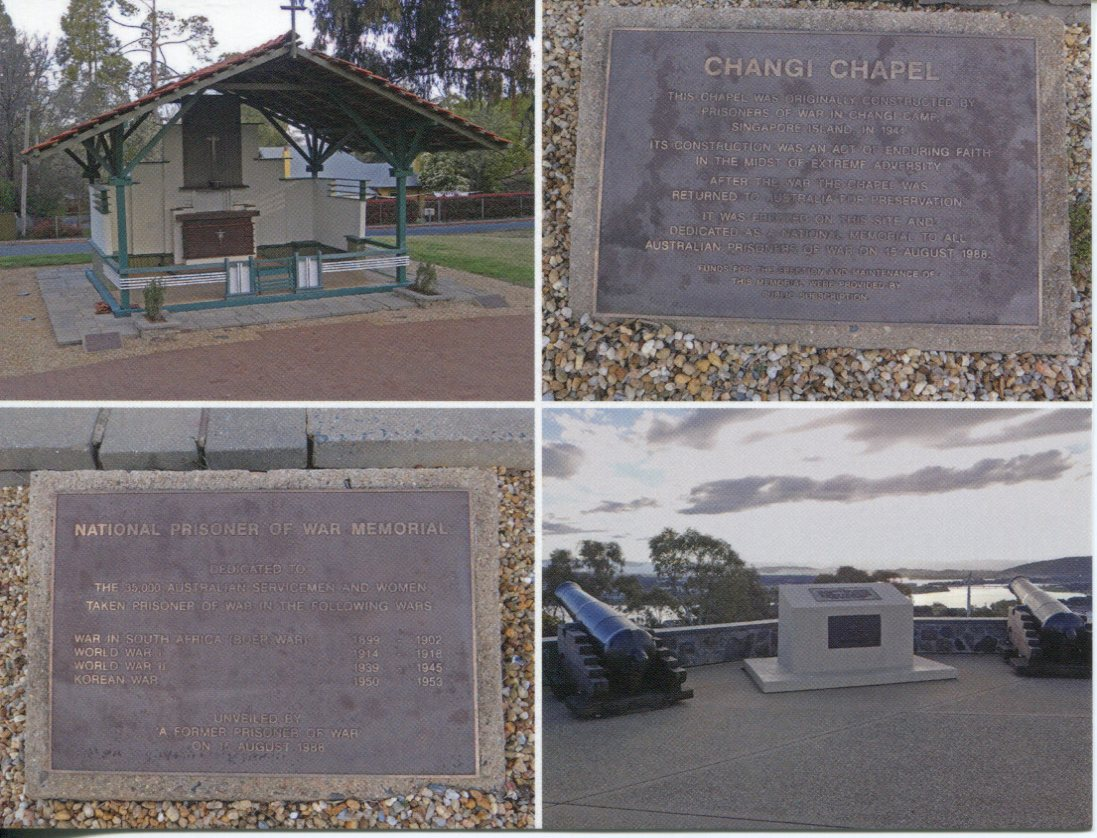 ACT - Duntroon Royal Military College Memorials