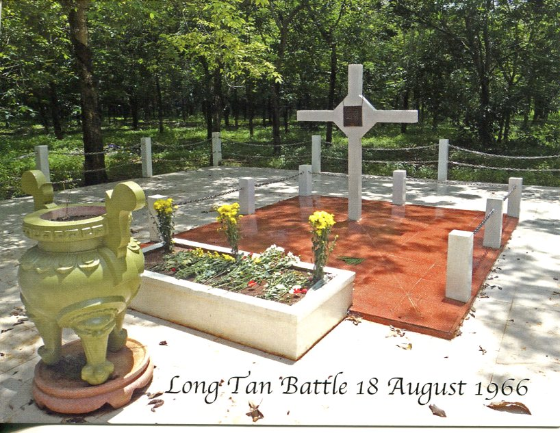 50th Anniversary of Battle of Long Tan (Vietnam)