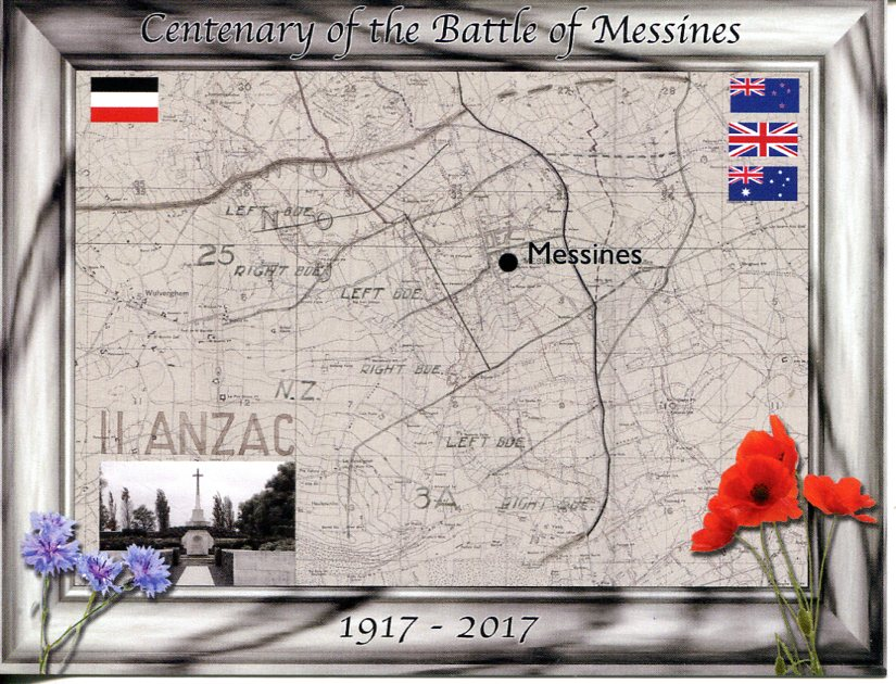 Centenary of Battle of Messines