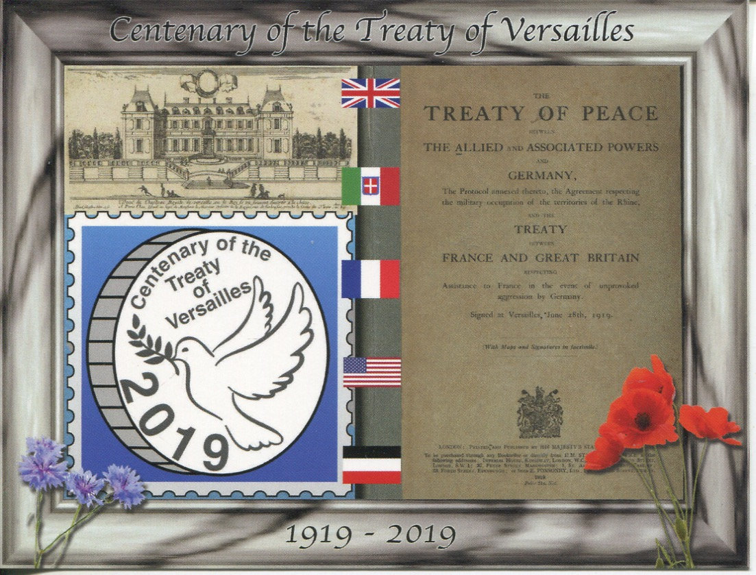 Centenary of the Treaty of Versailles (2) - WWI