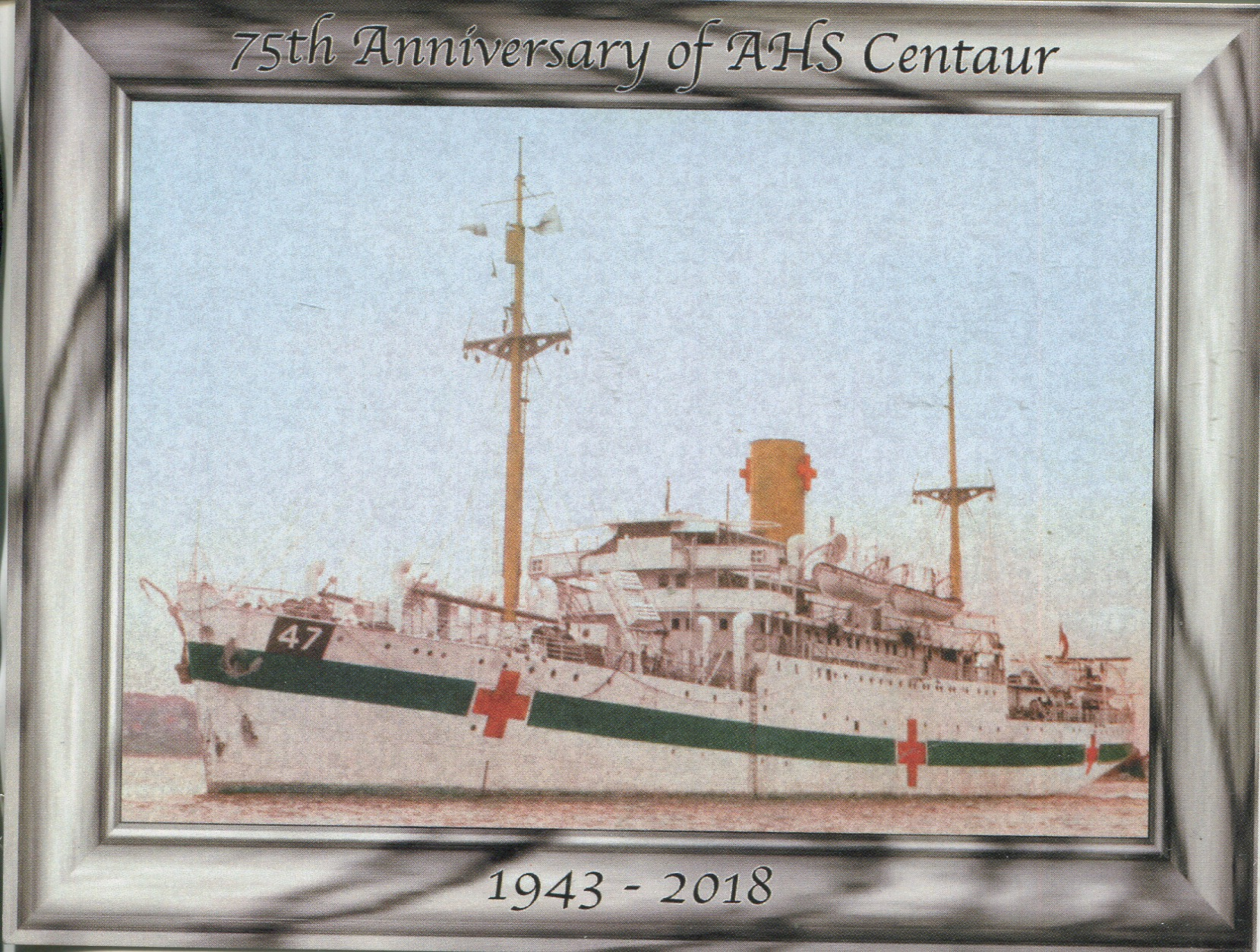 75th Anniversary of the Loss of AHS Centaur (WWII)