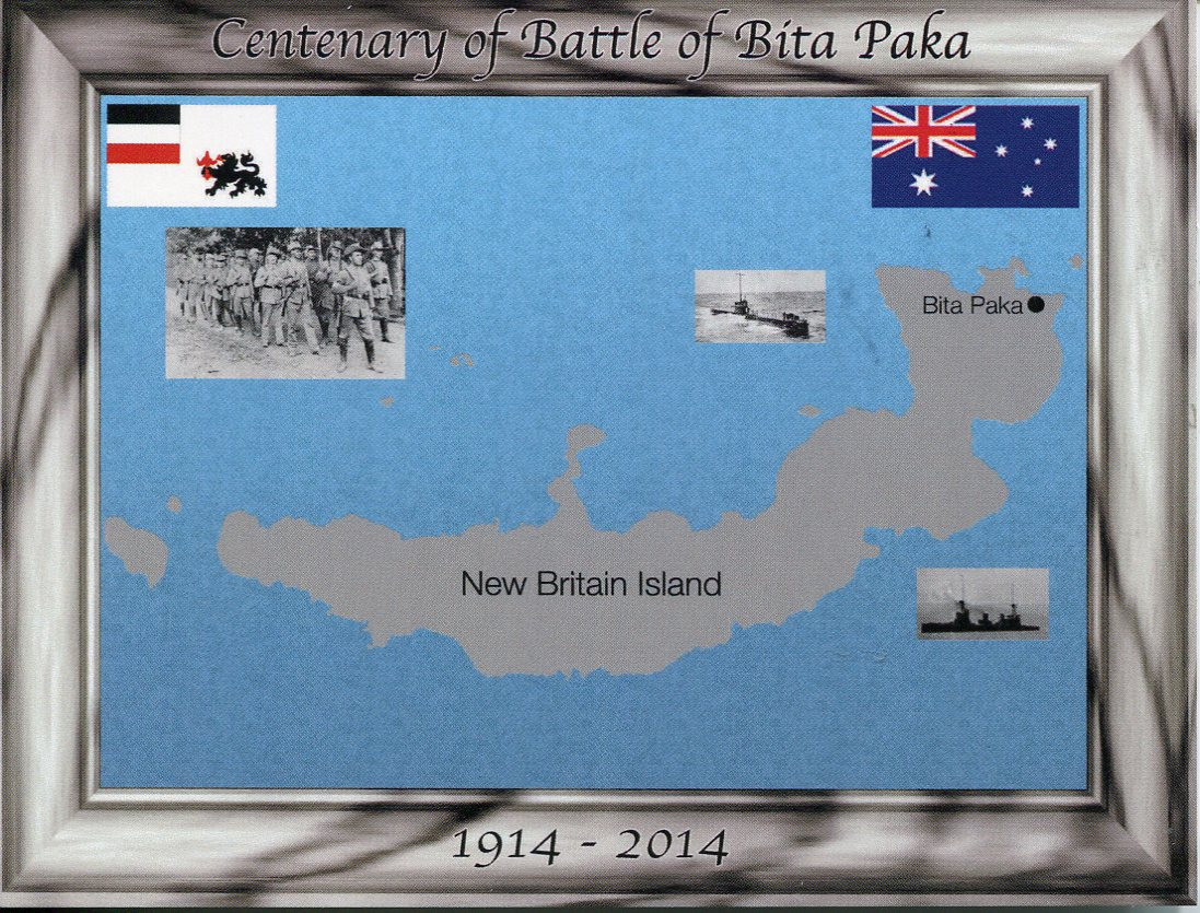 Centenary of Battle of Bita Paka