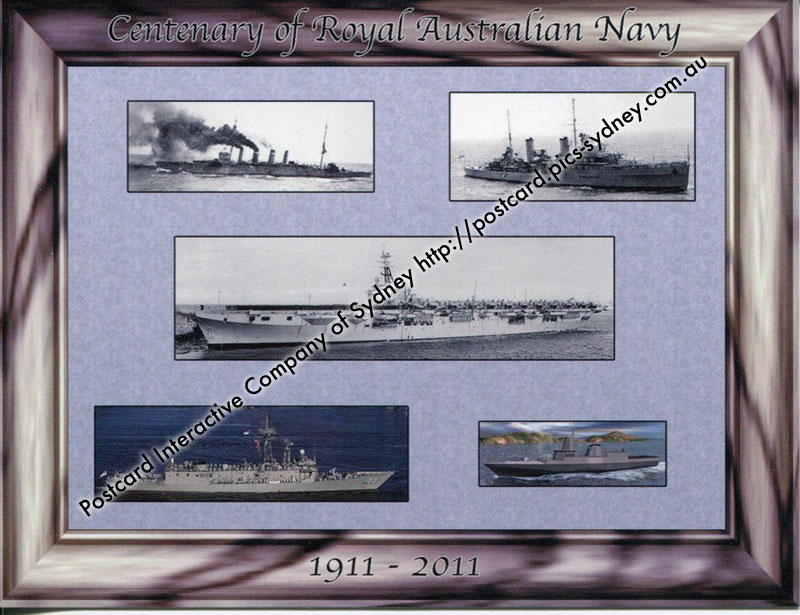 Centenary of the Royal Australian Navy