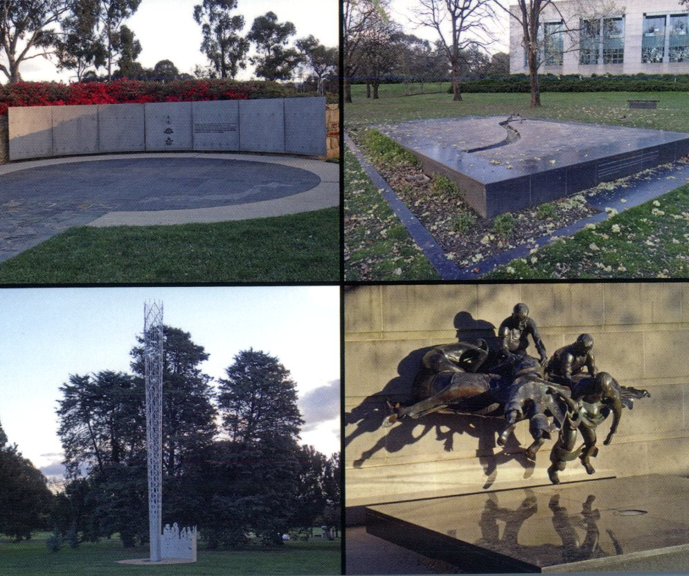 ACT - Canberra - ANZAC Memorial (1)