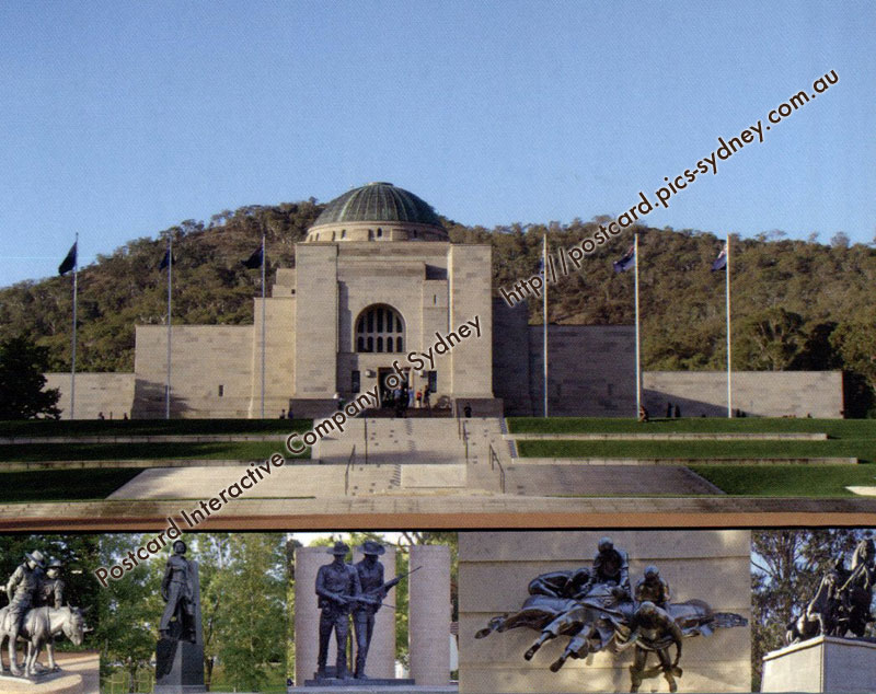 ACT - Canberra - Australian War Memorial