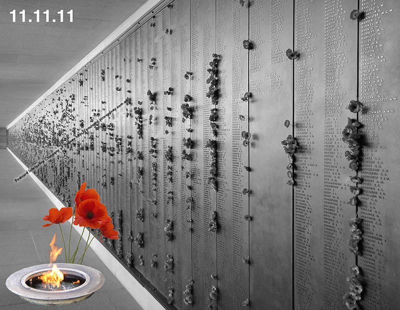 Remembrance Day - 11-11-11