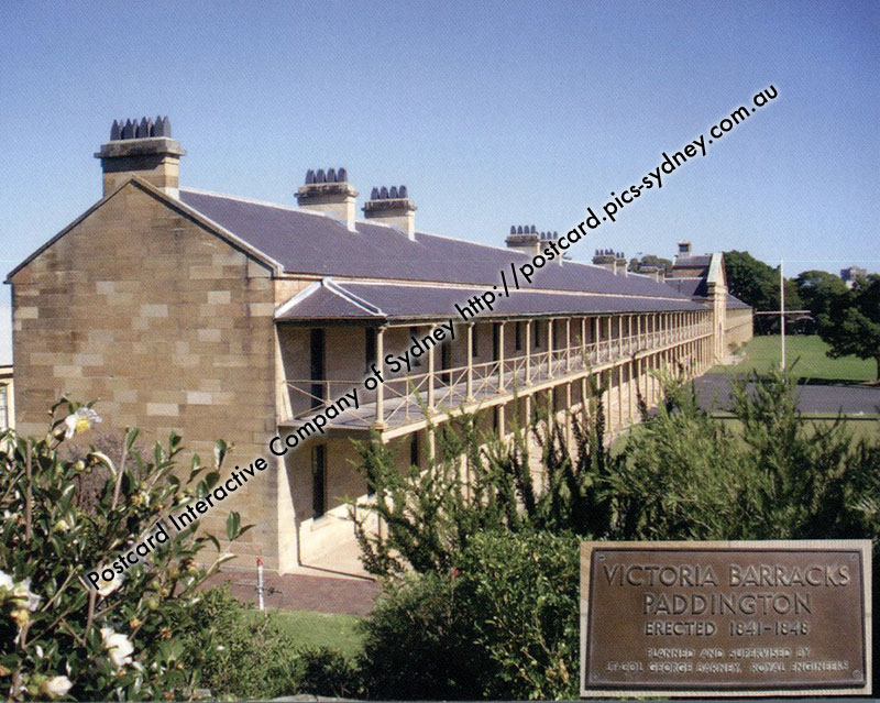 Victoria Barracks - NSW - Sydney Paddington