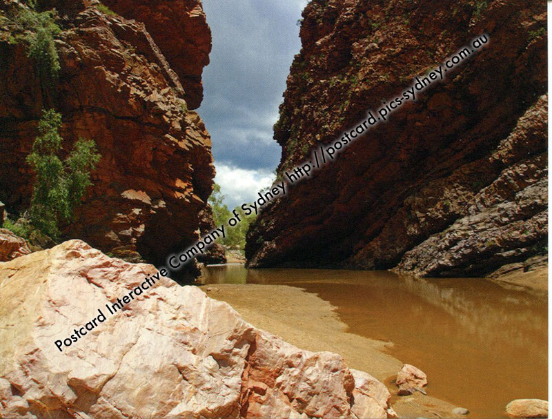 Simpson's Gap, Northern Territory