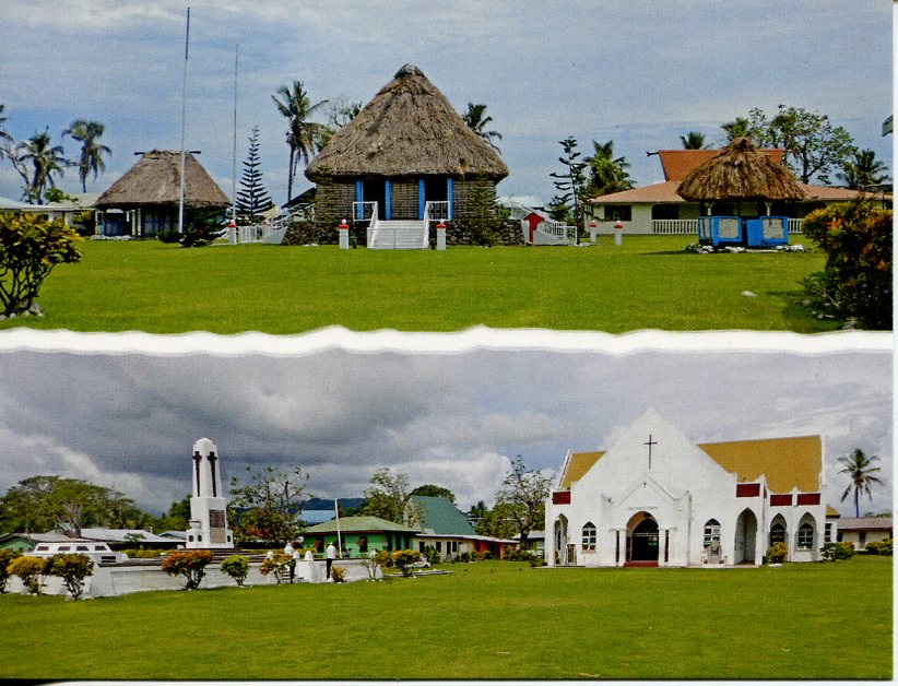 Fiji - Viseisei Traditional Fijian Village