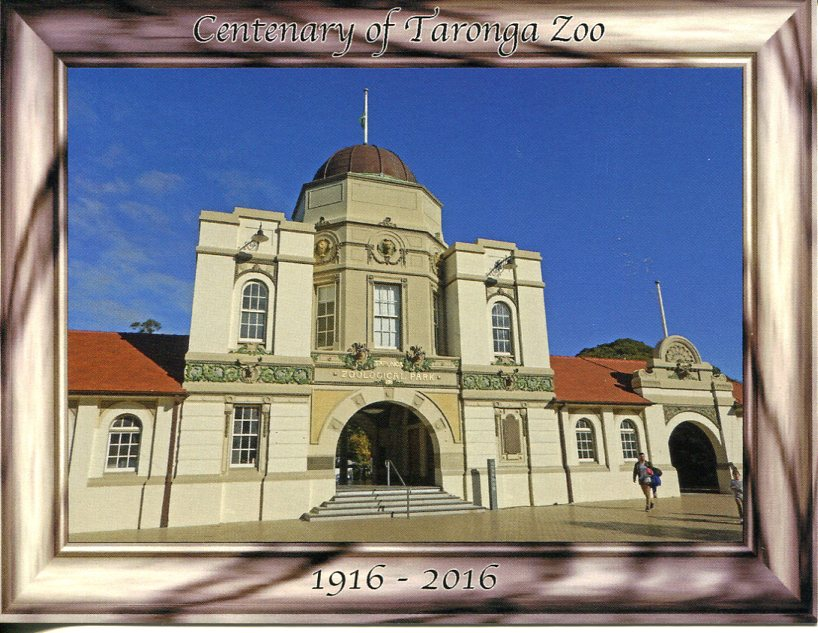 Centenary of Taronga Zoo
