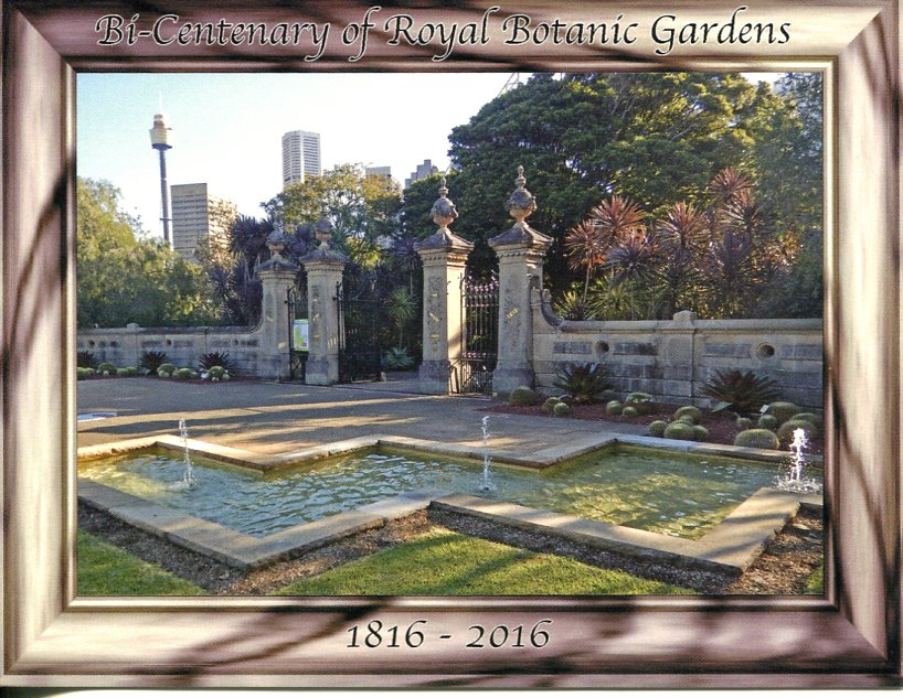 Bicentenary of Royal Botananical Gardens (Sydney)
