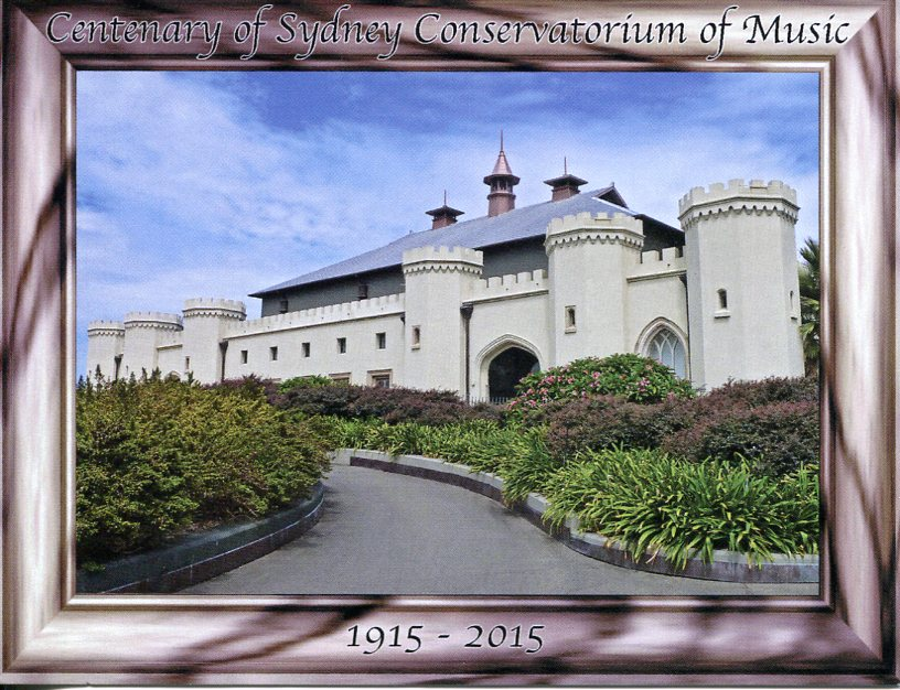 Centenary of Sydney Conservatorium of Music