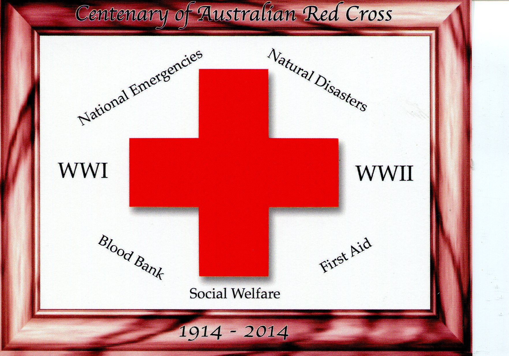 Centenary of Australian Red Cross