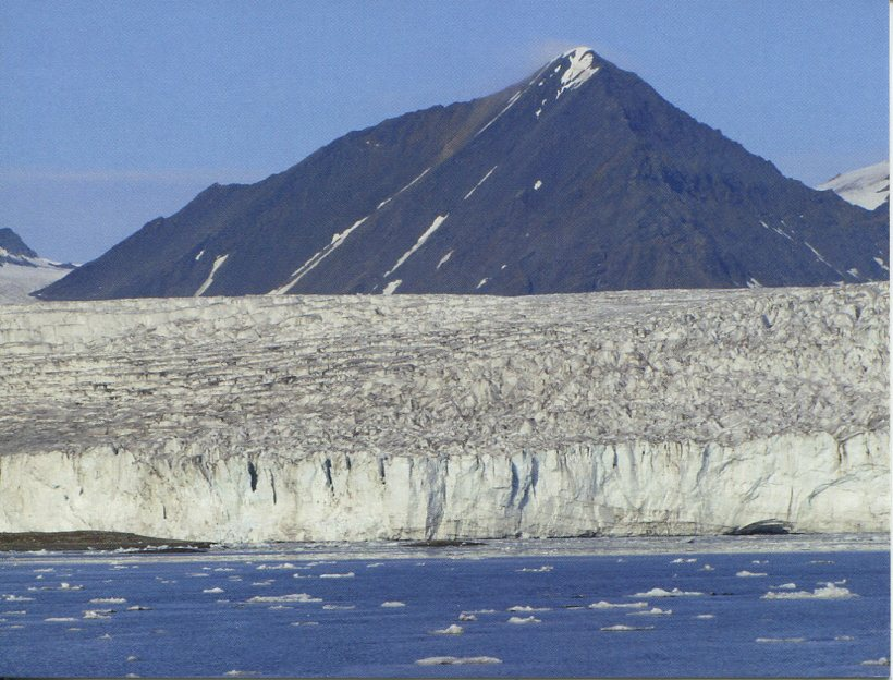 Arctica - North Pole - Esmark Glacier, South Georgia