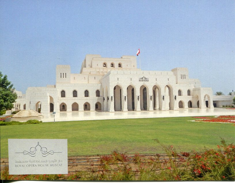 Muscat Royal Opera House, Oman