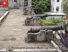 Postcard United Meet-up in Hong Kong (June 2018)