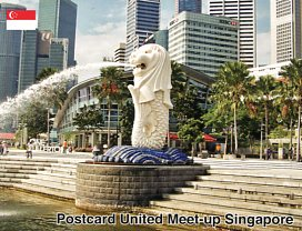 Postcard United Meet-up in Singapore (July 2018)