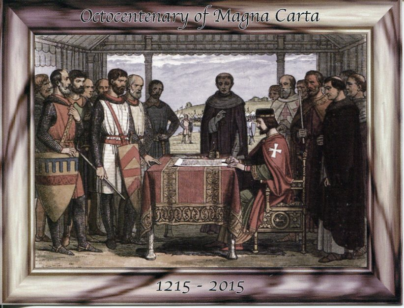 Octocentenary of Magna Carta
