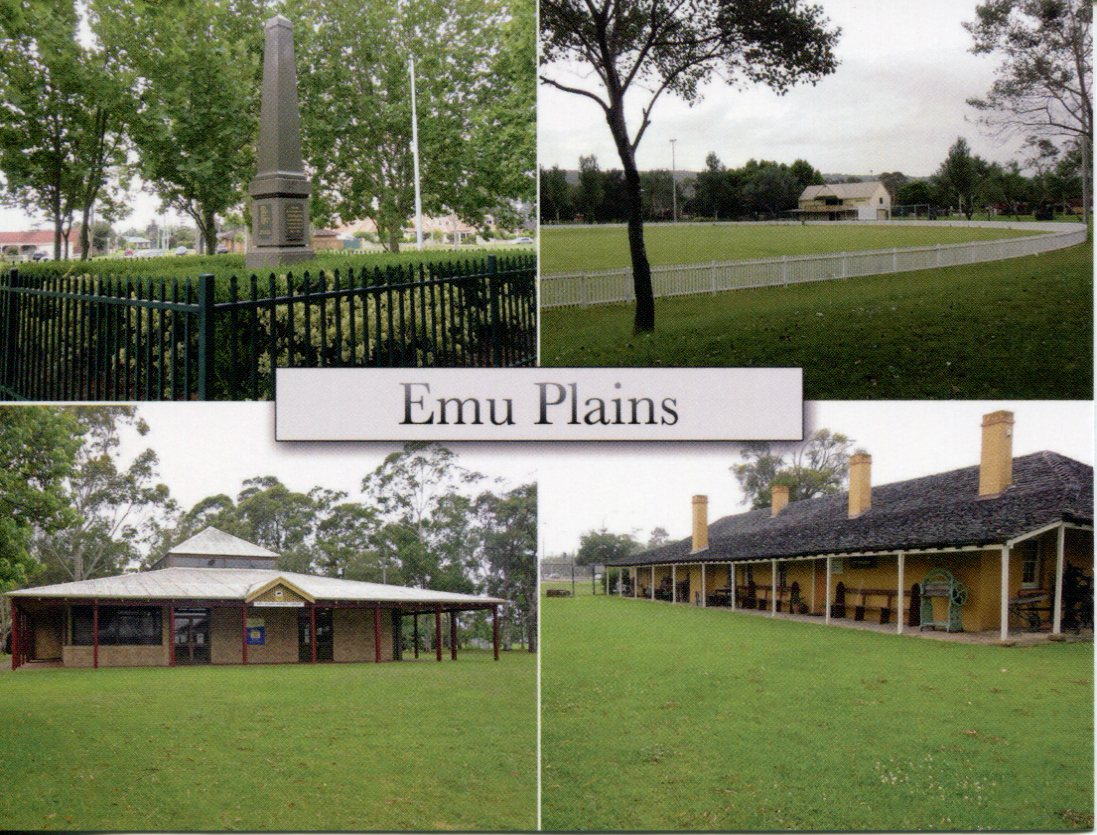 NSW - Emu Plain