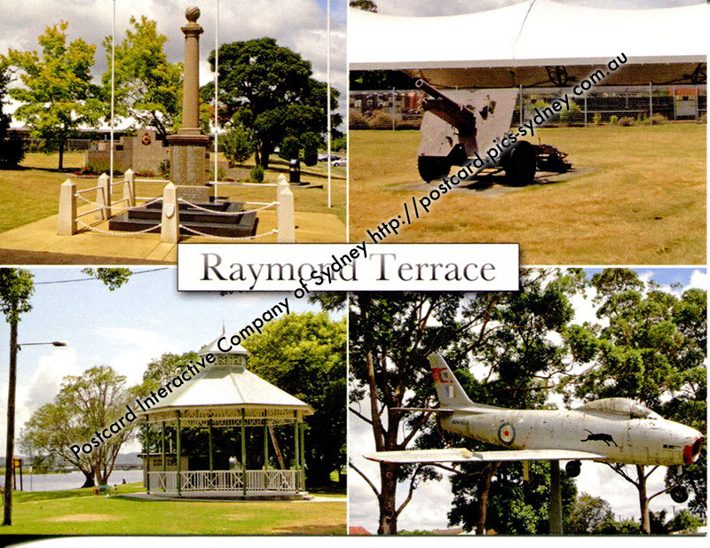 Raymond Terrace Australia  City new picture : NSW Raymond Terrace [ausR01] $1.00 : Postcard Interactive