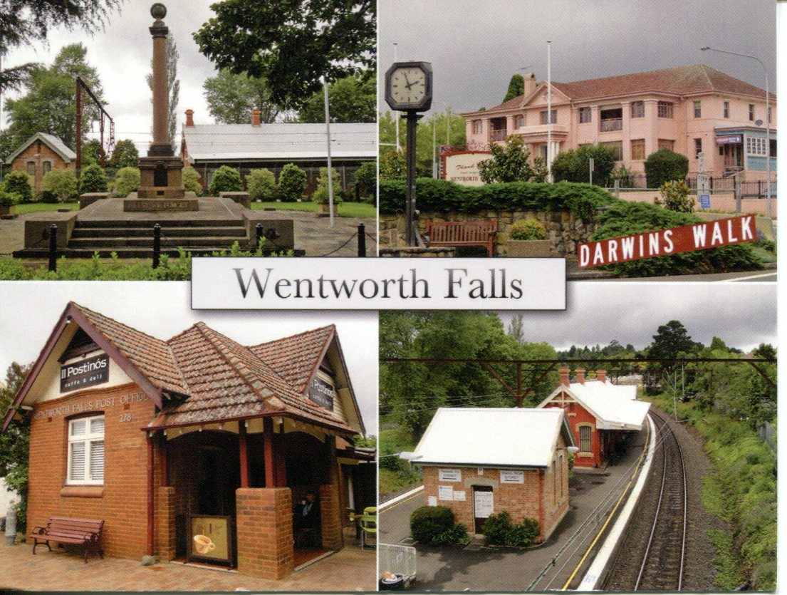 NSW - Wentworth Falls