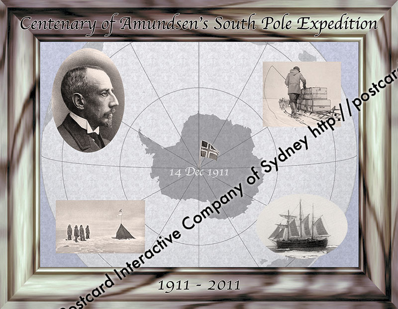 Centenary of Amundsen's South Pole Expedition
