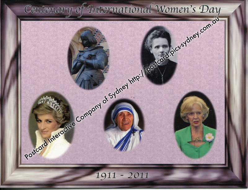 Centenary of International Women's Day