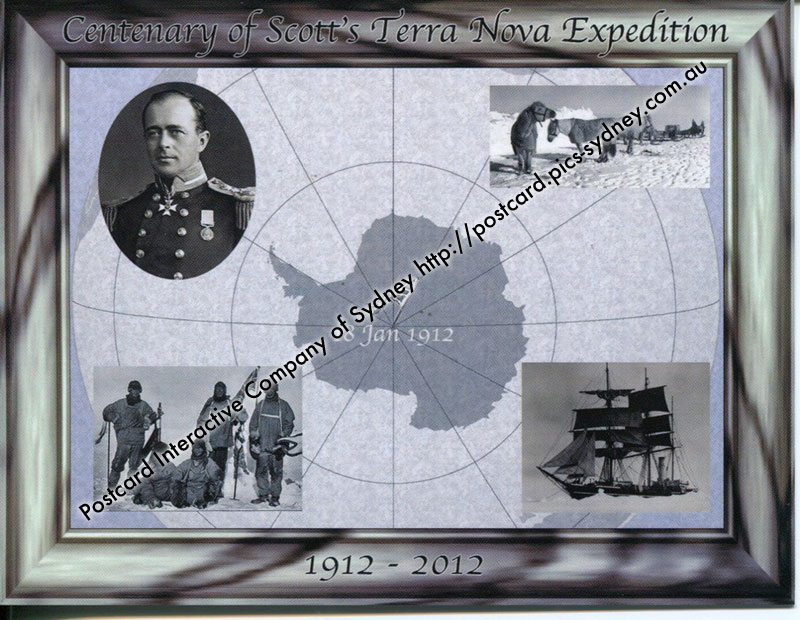 Centenary of Scott's Terra Nova Expedition