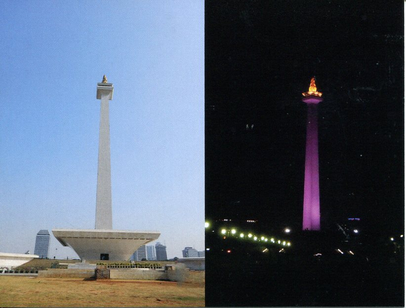 Indonesia - National Monument