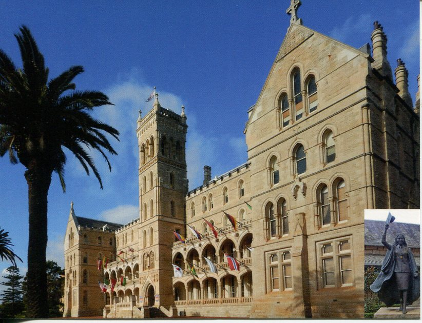 NSW - St Patrick's Seminary (Sydney - Manly)