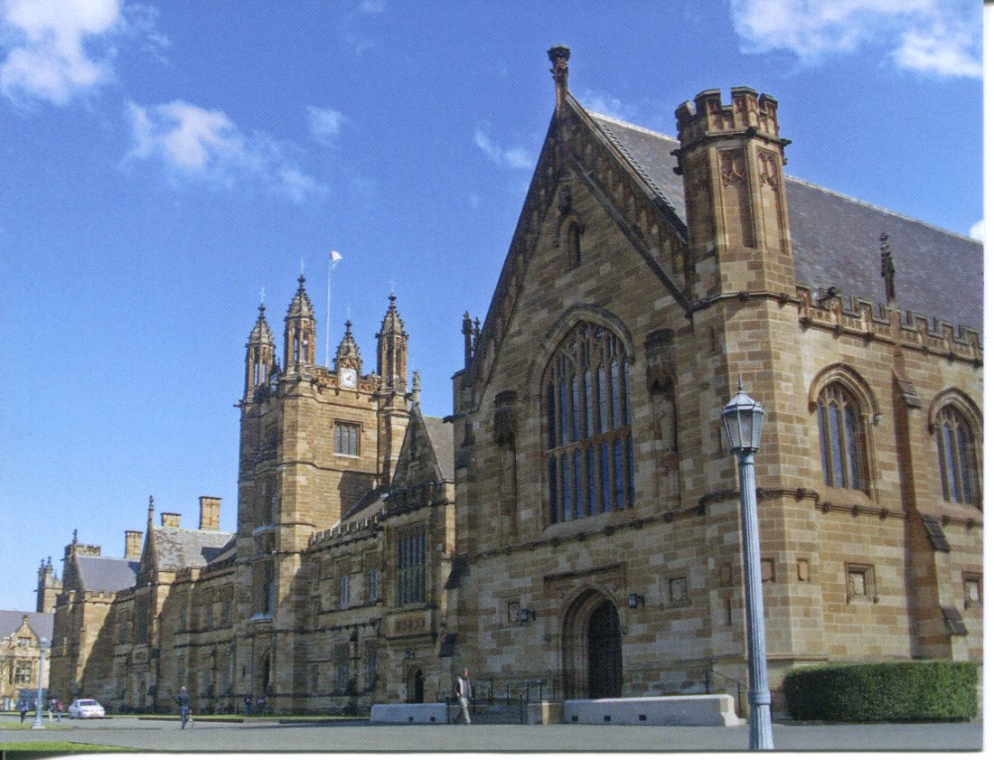 University of Sydney - Great Hall - NSW