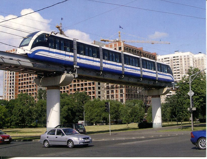 Moscow Monorail (MMTC)