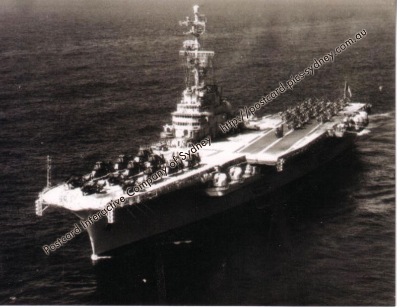 Clemenceau French Aircraft Carrier