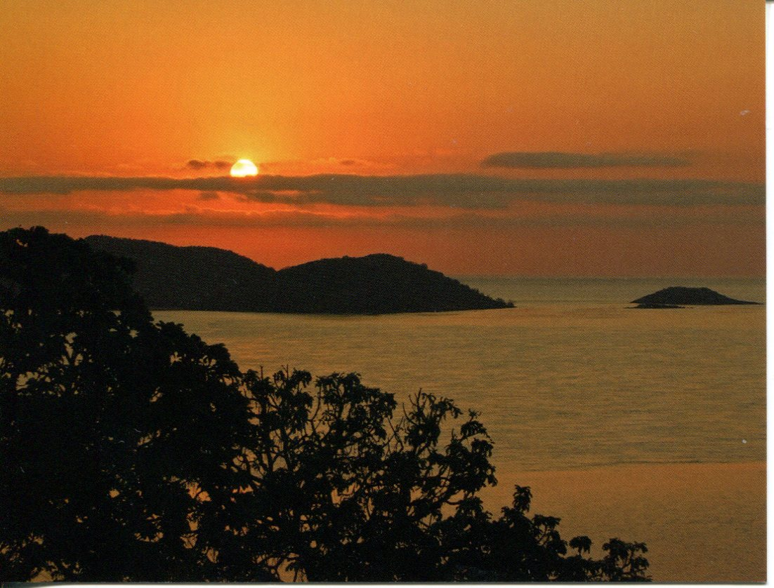 Torres Strait Islands - Thursday Island sunset